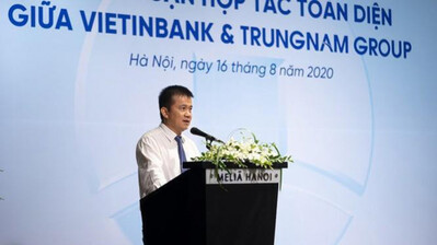 Thế kẹt của Trungnam Group